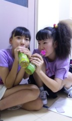 河島樹莉(usa☆usa少女倶楽部) 公式ブログ/あいらぶけーき。← 画像3
