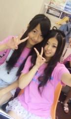 河島樹莉(usa☆usa少女倶楽部) 公式ブログ/Hair( ̄∀ ̄)w 画像1