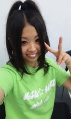 河島樹莉(usa☆usa少女倶楽部) 公式ブログ/Live〜(^p^) 画像1