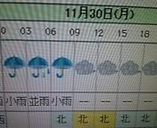 ジルバ 公式ブログ/雨。 画像1