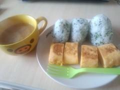 蜂谷由貴 公式ブログ/朝ご飯 画像1