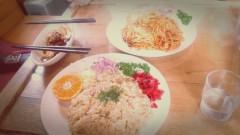 蜂谷由貴 公式ブログ/うぷっ( >3 画像1