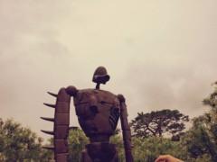 蜂谷由貴 公式ブログ/ジブリ! 画像2