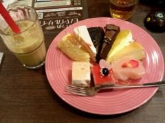 蜂谷由貴 公式ブログ/スウィーツヾ(^v^)k 画像1