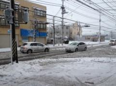 知名定志 公式ブログ/雪 画像2