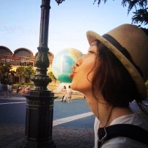 柏谷菜々子 公式ブログ/夢の国 画像2
