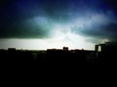 柏谷菜々子 公式ブログ/雷雨 画像1