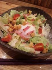 小牧まこ 公式ブログ/サラダッ 画像1