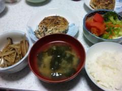 小牧まこ 公式ブログ/夕飯〓 画像1