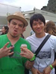 DUTTCH (UZUMAKI) 公式ブログ/湘南音祭!祭好きの俺には最高の祭やった!あとあの玉田選手までも!! 画像2