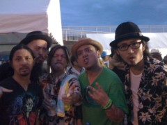 DUTTCH (UZUMAKI) 公式ブログ/湘南音祭!祭好きの俺には最高の祭やった!あとあの玉田選手までも!! 画像3