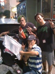 DUTTCH (UZUMAKI) 公式ブログ/ガンギマナイト渋谷club asia ありがとう。 画像3