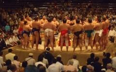 さとうゆみ 公式ブログ/大相撲観戦 画像2