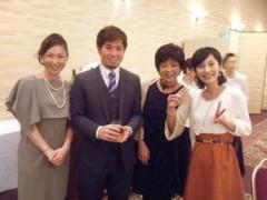 さとうゆみ 公式ブログ/祝勝会に行ってきました 画像1