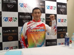 さとうゆみ 公式ブログ/成田選手、ダービー優勝おめでとう! 画像1