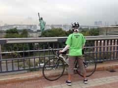 さとうゆみ 公式ブログ/お台場サイクリング 画像1