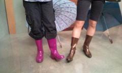 さとうゆみ 公式ブログ/雨もたのし 画像3