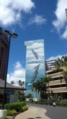 さとうゆみ 公式ブログ/空を泳ぐクジラ 画像1