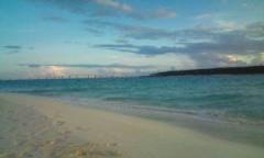 さとうゆみ 公式ブログ/前浜ビーチ 画像2