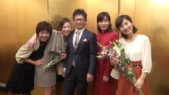 さとうゆみ 公式ブログ/祝勝会に行ってきました 画像2