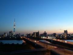 さとうゆみ 公式ブログ/首都高から 画像1