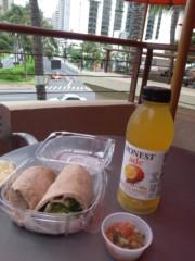 さとうゆみ 公式ブログ/お昼休み 画像1
