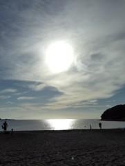 さとうゆみ 公式ブログ/海に行ってきました 画像2
