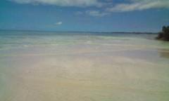 さとうゆみ 公式ブログ/砂山ビーチ 画像3