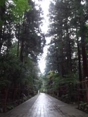さとうゆみ 公式ブログ/弥彦神社 画像3