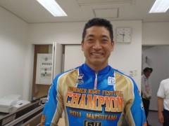 さとうゆみ 公式ブログ/優勝後の神山選手とクイズの答え 画像1