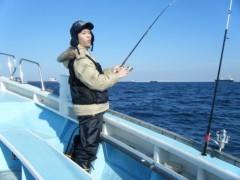 宇治一世 公式ブログ/新年一発目の釣り 乗船 内田丸!!! 画像1