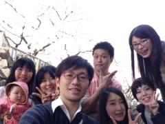 宇治一世 公式ブログ/飛鳥山でお花見☆ 画像2