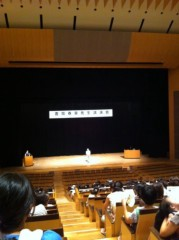 Kanna 公式ブログ/講演会☆ 画像1