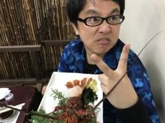 柳原哲也(アメリカザリガニ) 公式ブログ/伊勢海老に 画像1