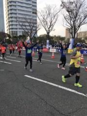 柳原哲也(アメリカザリガニ) 公式ブログ/大阪マラソン2018 画像1
