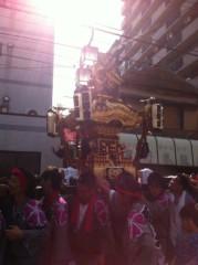菱沼美波 公式ブログ/また。また。祭りだー(^^) 画像1