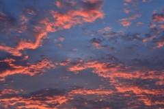 菱沼美波 公式ブログ/雲 画像1