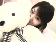 秋山那留実 公式ブログ/寝る前の 画像3