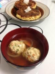 秋山那留実 公式ブログ/夜ご飯。 画像1
