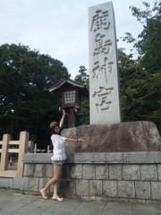 秋山那留実 公式ブログ/コメ返 画像1