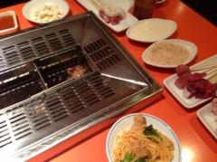 秋山那留実 公式ブログ/串焼き☆ 画像1