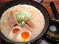 秋山那留実 公式ブログ/ラーメン。 画像1