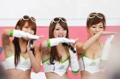 小野関舞 公式ブログ/Qピット指令★最強レースクイーンポーズ 画像1