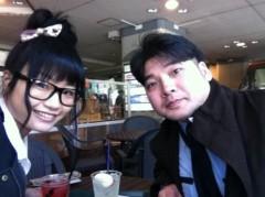 北村みなみ 公式ブログ/カフェなう(^ω^) 画像1