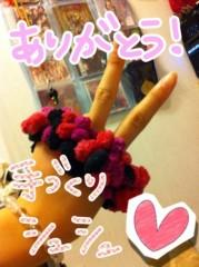 北村みなみ 公式ブログ/お手製シュシュ 画像1