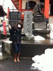 北村みなみ 公式ブログ/神楽坂の旅** 画像2