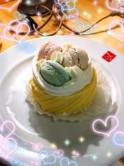 北村みなみ 公式ブログ/マカロンケーキ♪ 画像1
