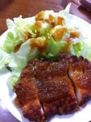 北村みなみ 公式ブログ/お母さんのご飯が世界で一番美味しい(*^ω^*) 画像1