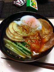 北村みなみ 公式ブログ/夜ご飯♪ 画像1