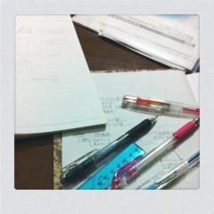 北村みなみ 公式ブログ/お勉強なう☆ 画像1